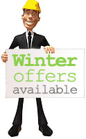 Winter offers available.
