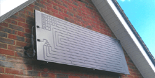 Thermodynamic solar panels with installers in England, Scotland and Wales