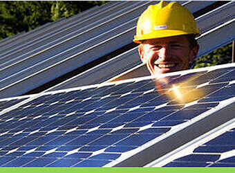 MCS PV solar panel installers in the UK.
