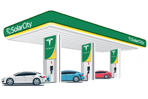 True freedom with EV and PV technologies.