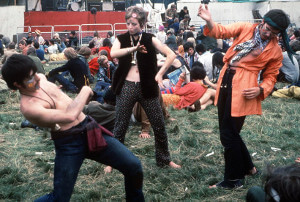 1968 - Showing the young ones, how its done.