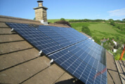 PV-powered solar panelled farms.