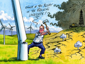 Taking away PV-power from the people and handing it back to the big energy firms.