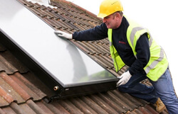 Finding good MCS solar panel installers.